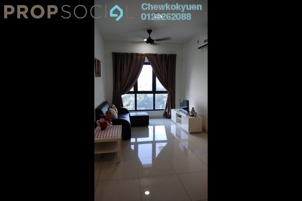 Serviced Residence For Rent in The Link 2 @ Bukit Jalil, Bukit Jalil Freehold Fully Furnished 2R/1B 1.8k