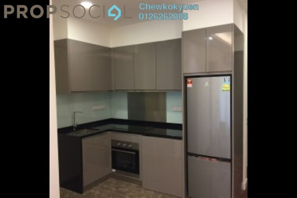 Serviced Residence For Rent in Residency V, Old Klang Road Freehold Semi Furnished 2R/2B 1.65k
