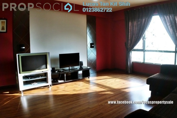 Condominium For Rent in Sri Acappella, Shah Alam Freehold Fully Furnished 3R/3B 3.6k