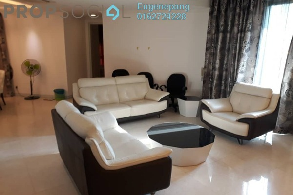 Condominium For Sale in Marc Service Residence, KLCC Freehold Fully Furnished 4R/6B 3.3m