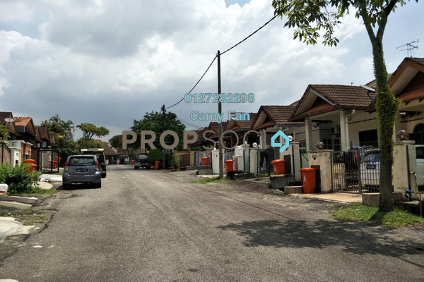 For Rent Terrace at Tropicana Indah, Tropicana Freehold Semi Furnished 3R/2B 1.5k