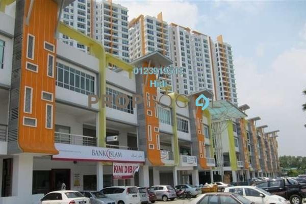 Shop For Sale in The Zest, Bandar Kinrara Freehold Unfurnished 0R/0B 750k