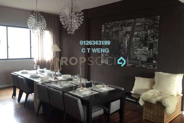 Condominium For Sale in Katana II, Ampang Hilir Freehold Fully Furnished 4R/5B 3.51m