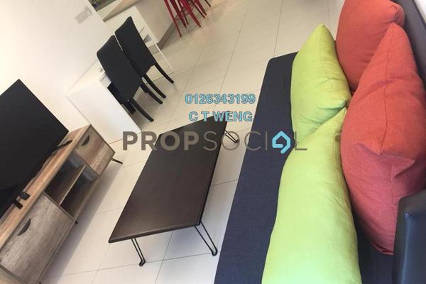 Condominium For Rent in Three28 Tun Razak, KLCC Freehold Fully Furnished 3R/3B 4.5k