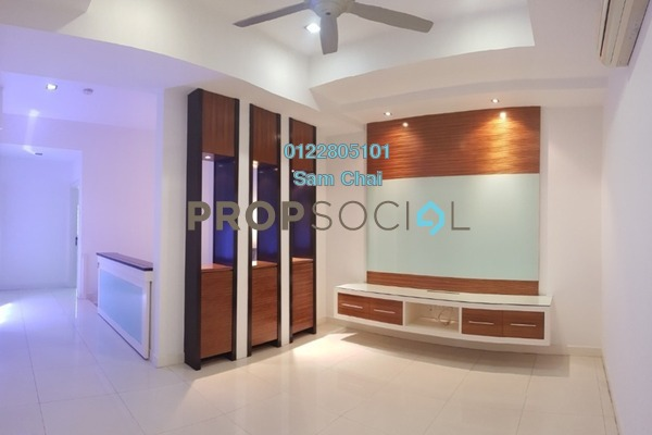 For Rent Terrace at Adiva, Desa ParkCity Freehold Semi Furnished 3R/3B 4.8k