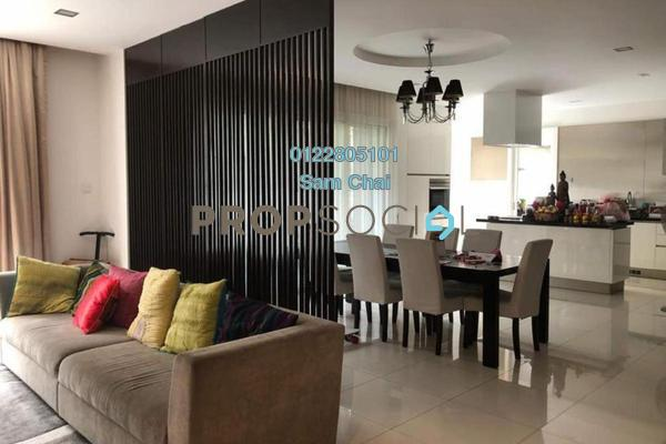 For Sale Terrace at Amelia, Desa ParkCity Freehold Semi Furnished 4R/4B 3.5m