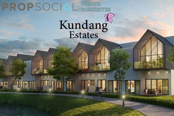 Terrace For Sale in Kundang Estates, Kundang Leasehold Semi Furnished 4R/4B 588k