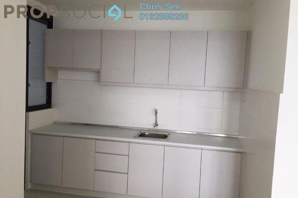 Condominium For Rent in Ken Rimba, Shah Alam Freehold Semi Furnished 3R/2B 1.43k