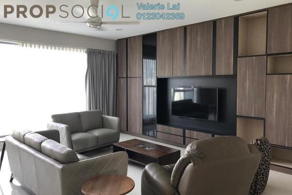 For Rent Serviced Residence at Gateway Kiaramas, Mont Kiara Freehold Semi Furnished 2R/2B 3.5k