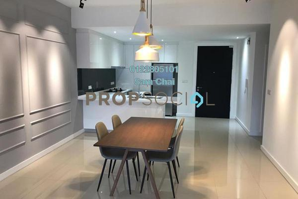 For Rent Condominium at The Westside Three, Desa ParkCity Freehold Fully Furnished 2R/2B 4.2k