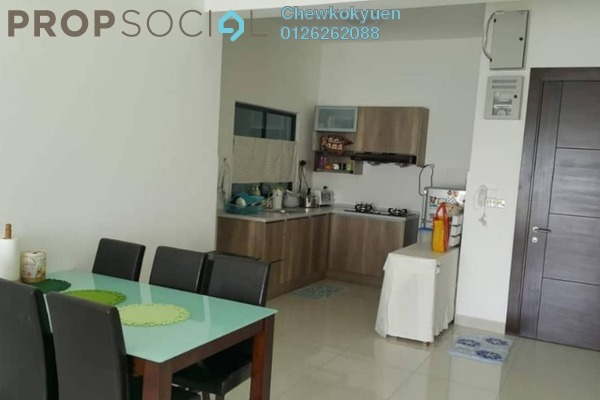 Serviced Residence For Rent in 8 Kinrara, Bandar Kinrara Freehold Fully Furnished 3R/2B 2.1k