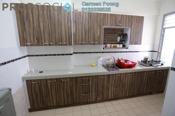 Condominium For Sale in Greenpark, Old Klang Road Freehold Semi Furnished 3R/2B 430k