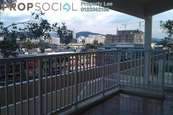 Condominium For Rent in Platinum Lake PV15, Setapak Freehold Unfurnished 4R/2B 2.2k