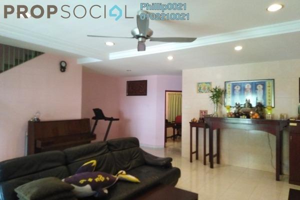 Terrace For Sale in Taman Intan Baiduri, Selayang Freehold Semi Furnished 3R/3B 680k