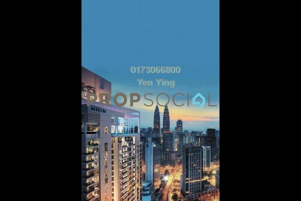 For Sale Serviced Residence at The Luxe by Infinitum, Kuala Lumpur Freehold Semi Furnished 2R/3B 1.16m