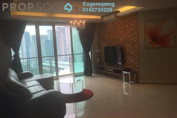 Condominium For Sale in Marc Service Residence, KLCC Freehold Fully Furnished 3R/4B 2.1m