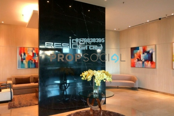 Condominium For Sale in Icon Residenz, Petaling Jaya Freehold Fully Furnished 2R/1B 645k