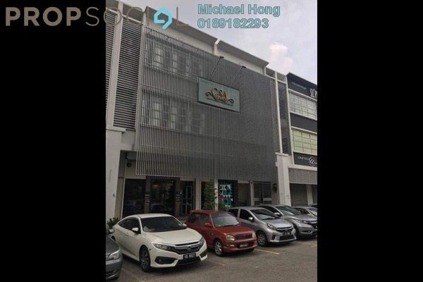 Shop For Sale in 1 Puchong Business Park, Bandar Puchong Jaya Freehold Fully Furnished 0R/12B 4m