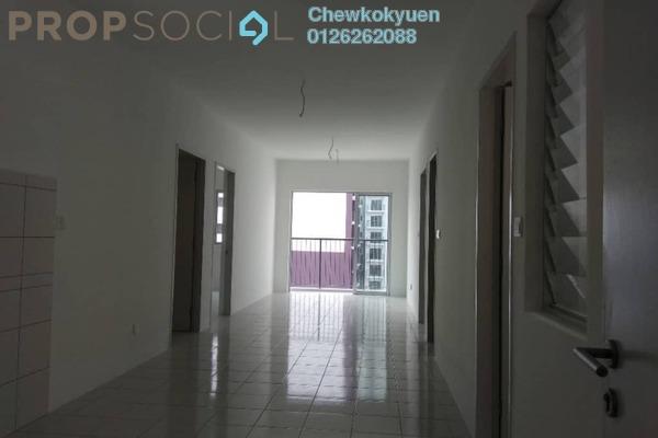 Condominium For Rent in Residensi Jalilmas, Bukit Jalil Freehold Semi Furnished 3R/2B 1.05k