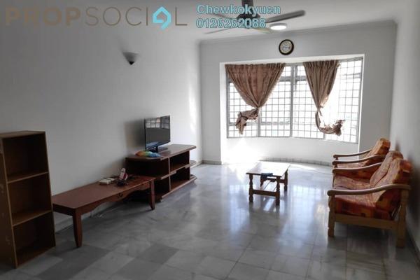 Condominium For Rent in Endah Regal, Sri Petaling Freehold Fully Furnished 3R/2B 2k