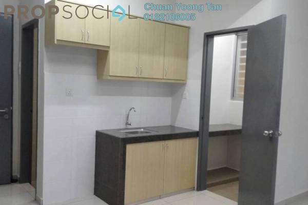 Condominium For Rent in MH Platinum Residency, Setapak Freehold Semi Furnished 2R/2B 1.4k