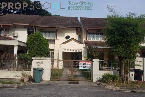 Terrace For Rent in Damai Budi, Alam Damai Freehold Unfurnished 4R/3B 1.3k