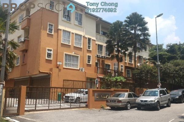 Villa For Rent in SS22, Damansara Jaya Freehold Unfurnished 3R/2B 1.6k