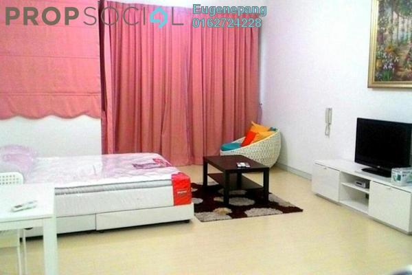 Condominium For Sale in Marc Service Residence, KLCC Freehold Fully Furnished 1R/1B 830k