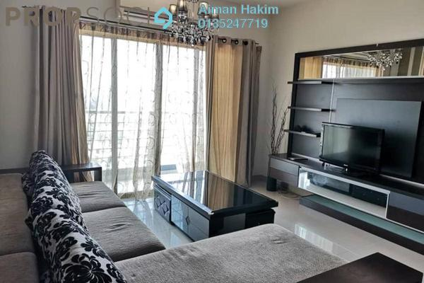 Serviced Residence For Sale in Saville Residence, Old Klang Road Freehold Fully Furnished 3R/3B 620k