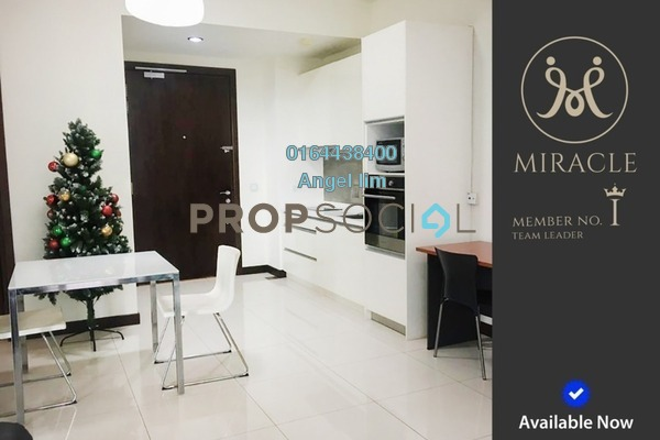 Condominium For Rent in Hampshire Residences, KLCC Freehold Fully Furnished 1R/1B 2.71k