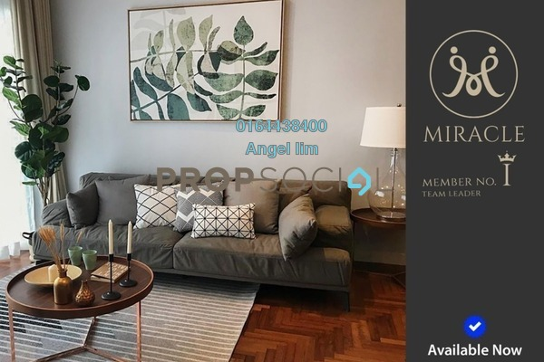 Condominium For Rent in The Mews, KLCC Freehold Fully Furnished 1R/1B 5k