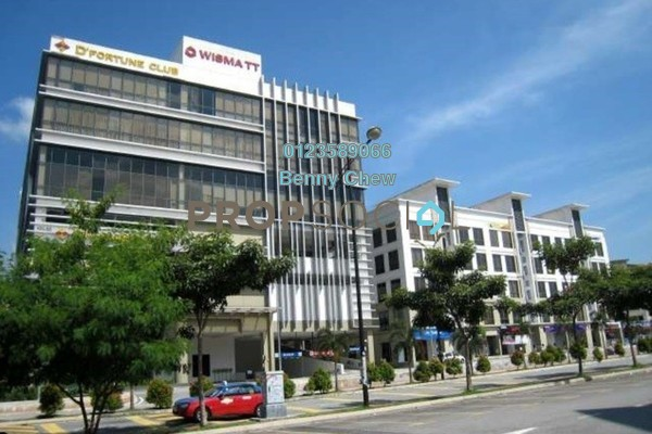 Office For Rent in Sunway Mentari, Bandar Sunway Freehold Semi Furnished 0R/0B 28k