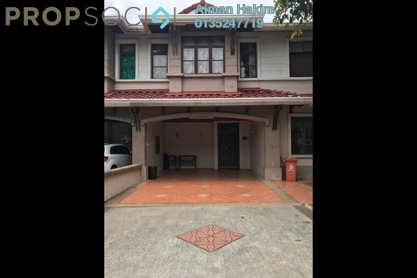 Semi-Detached For Rent in Precinct 14, Putrajaya Freehold Fully Furnished 5R/5B 2.8k