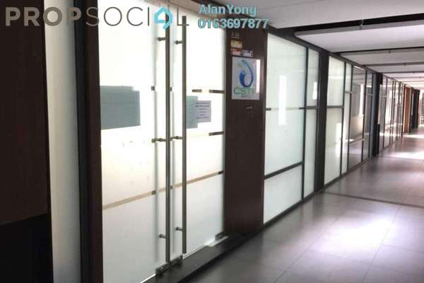 Office For Rent in d7, Sentul Freehold Semi Furnished 0R/0B 3.8k