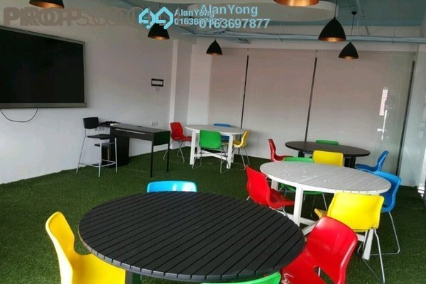 Office For Rent in d7, Sentul Freehold Fully Furnished 0R/0B 4.5k