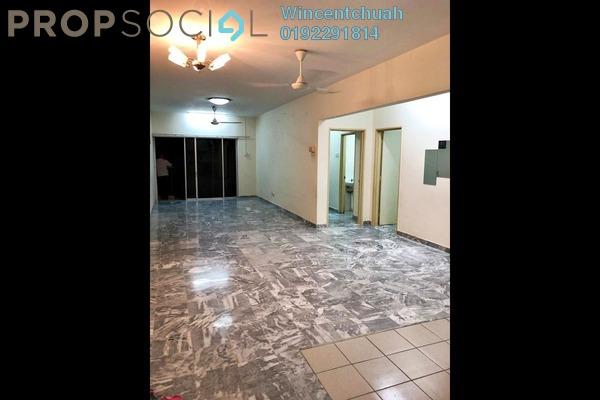 Condominium For Rent in Kemensah Villa, Kemensah Freehold semi_furnished 3R/2B 1.5k
