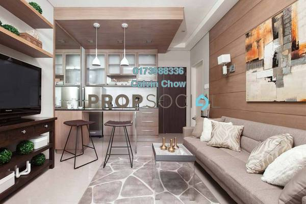 Condominium For Sale in Saville @ Cheras, Cheras South Freehold Unfurnished 3R/2B 430k