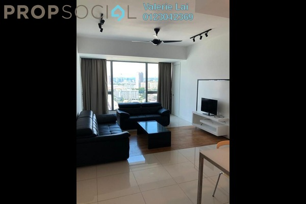 Serviced Residence For Sale in Gateway Kiaramas, Mont Kiara Freehold Fully Furnished 1R/1B 690k