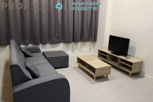 Condominium For Rent in Tamarind Suites, Cyberjaya Freehold Fully Furnished 0R/0B 1.25k