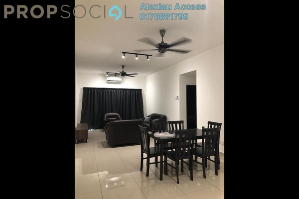 Condominium For Rent in Symphony Tower, Balakong Freehold Fully Furnished 3R/2B 1.8k