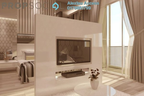 Condominium For Sale in Symphony Tower, Balakong Freehold Fully Furnished 3R/2B 310k