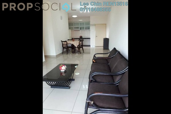 Condominium For Rent in Connaught Avenue, Cheras Freehold Semi Furnished 3R/2B 1.6k