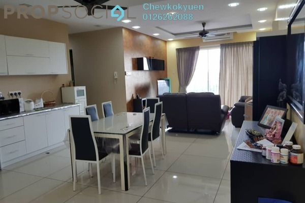 Condominium For Rent in 288 Residences, Kuchai Lama Freehold Fully Furnished 3R/2B 1.7k