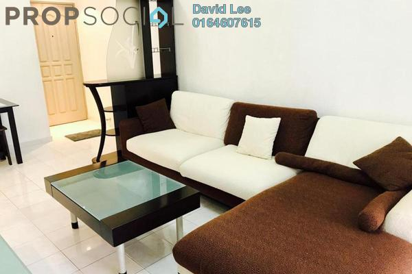 Apartment For Sale in Century Park, Batu Uban Freehold Fully Furnished 3R/2B 390k