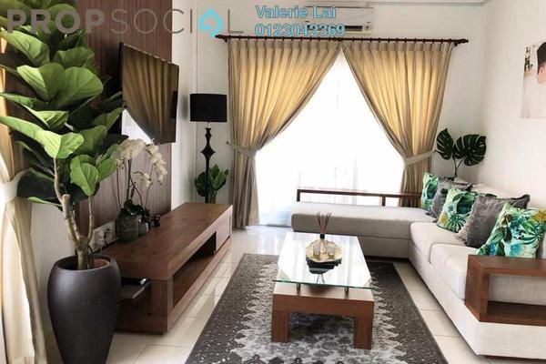 Condominium For Sale in Metropolitan Square, Damansara Perdana Freehold Fully Furnished 3R/2B 650k
