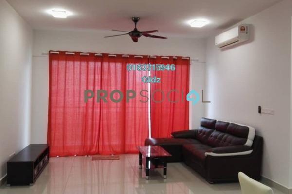 Apartment For Rent in Oasis Ara Damansara, Ara Damansara Freehold Fully Furnished 2R/2B 2.2k