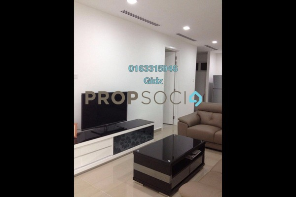 Serviced Residence For Rent in Binjai 8, KLCC Freehold Fully Furnished 1R/1B 3.2k