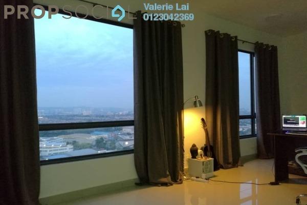 Condominium For Rent in Paloma Serviced Residences, Subang Jaya Freehold Semi Furnished 1R/1B 1.3k