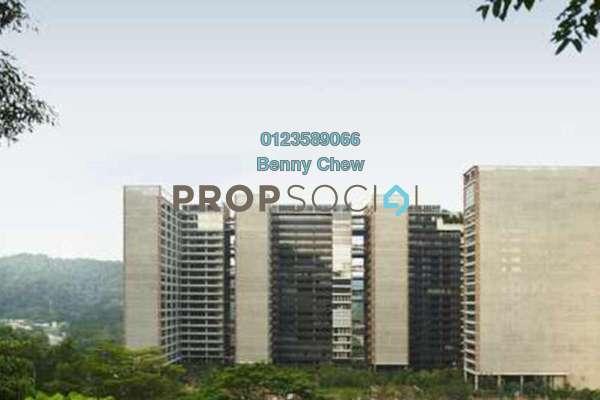 Office For Rent in PJ Trade Centre, Damansara Perdana Freehold Semi Furnished 0R/0B 8.75k
