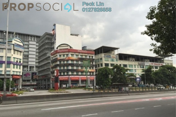 Office For Rent in Fraser Business Park, Sungai Besi Freehold Unfurnished 0R/0B 3.5k